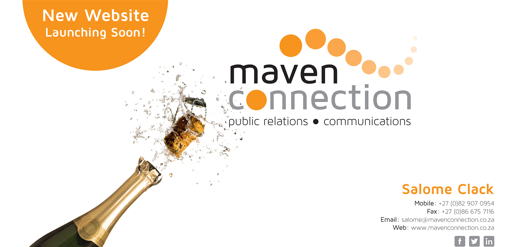 Maven Connection | Public Relations | Communications